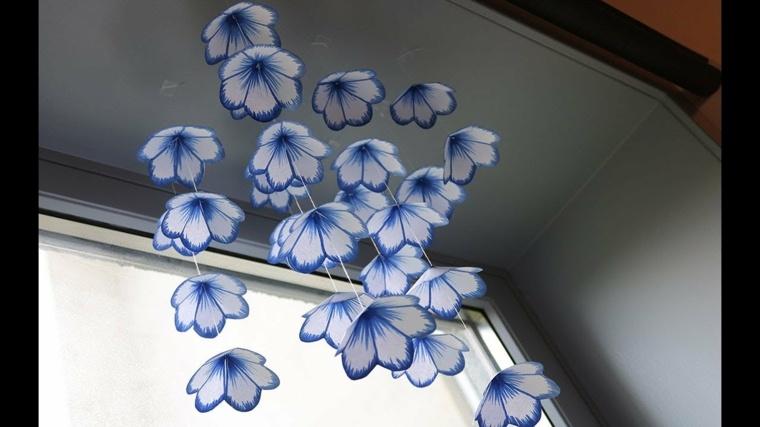 trabajos desde casa manualidades-decorar-techo