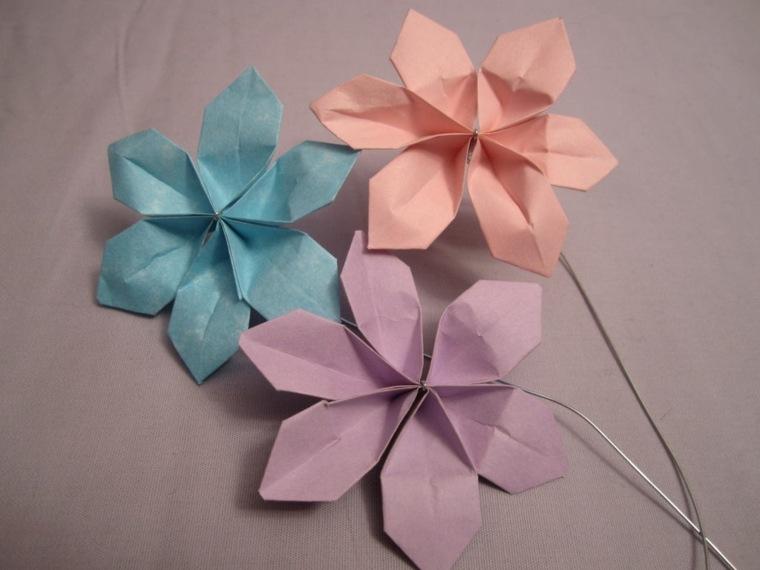 trabajos desde casa manualidades-florales