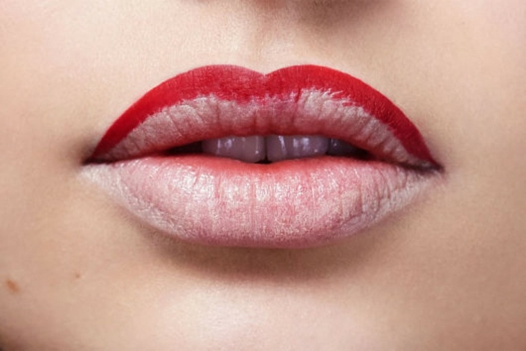 trucos para maquillarse-labios
