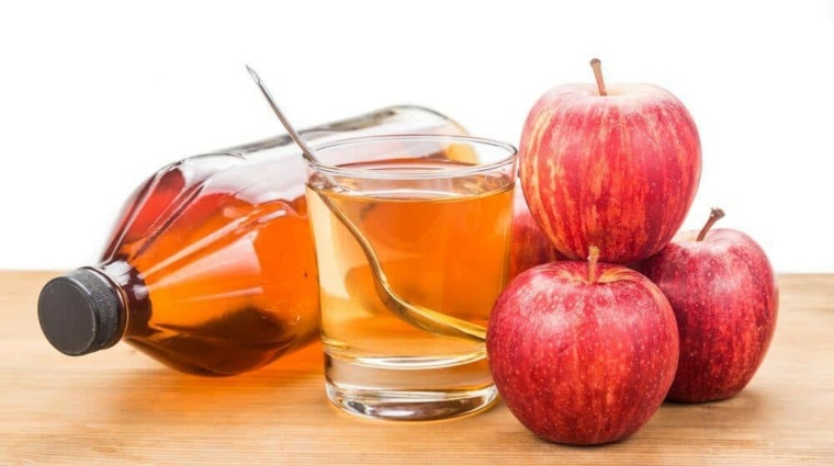 vinagre de manzana-dieta-adelgazar
