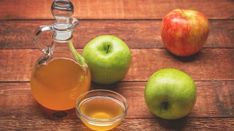 vinagre de manzana-dieta-bajar-peso