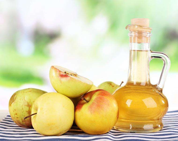 vinagre de manzana-elaborado-casa