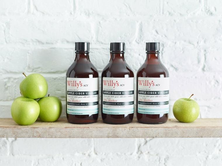 vinagre de manzana-sin-pasteurizar
