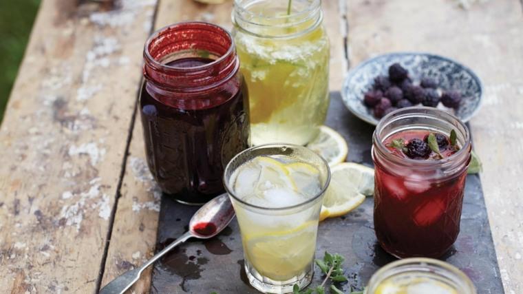 vitaminas antioxidantes-moras-limones