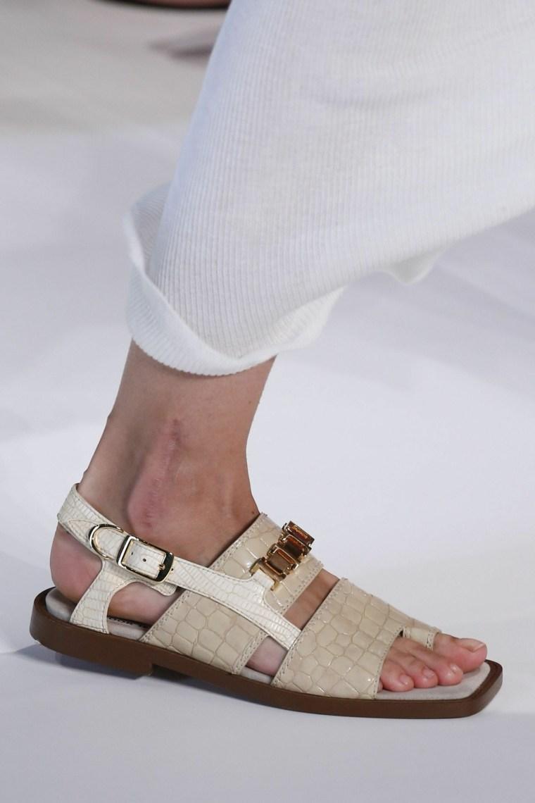 zapatos de diseño verano 2018