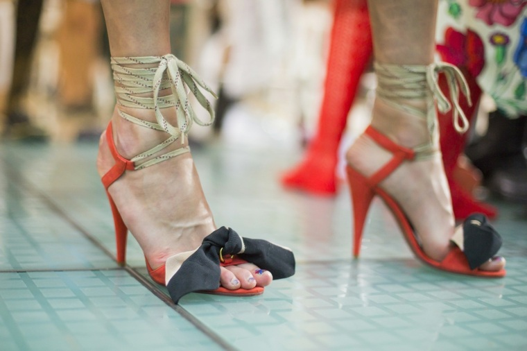 sandalias de moda