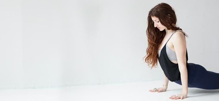 ejercicios de yoga perder peso