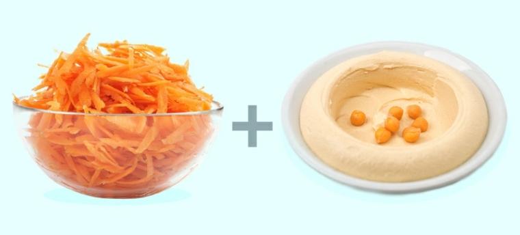 zanahorias-pasta-de-sésamo