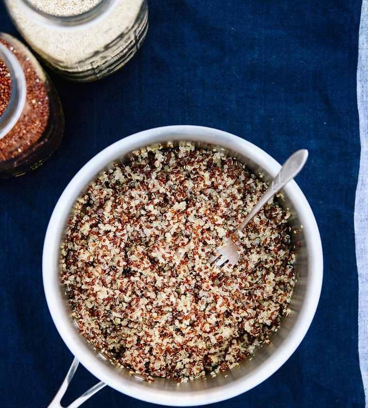 recetas con quinoa-ideas