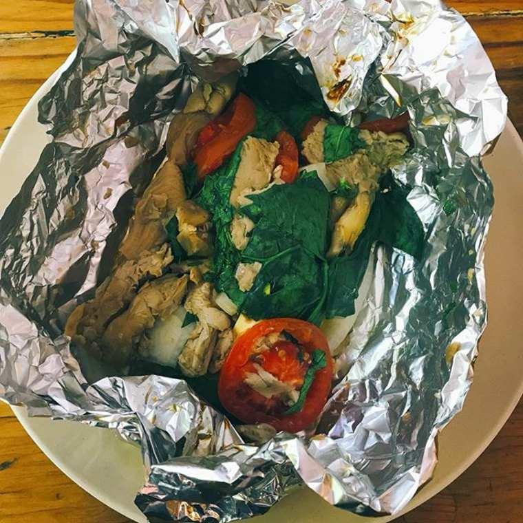 Comida vegetariana en México