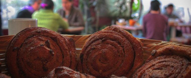 Comida vegetariana en la Ciudad de México