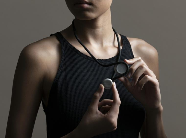 accesorios para dama-criptomonedas-colgante