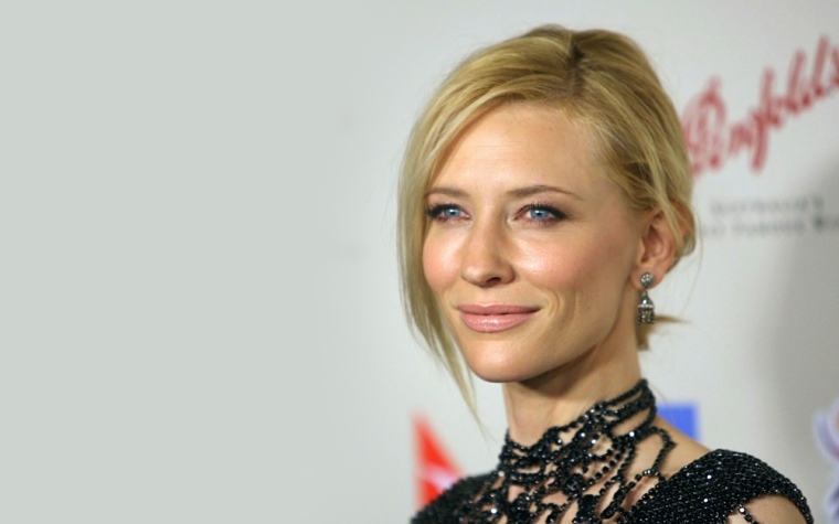 actrices de hollywood-caras-cate-blanchett