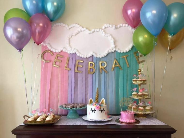decorar fiestas de cumpleaños