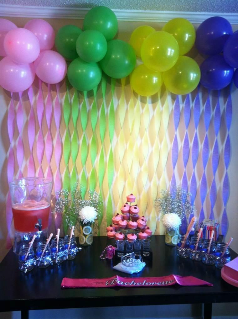 decorar fiestas