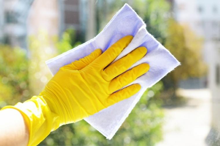 Haga sus propias toallitas de limpieza reutilizables