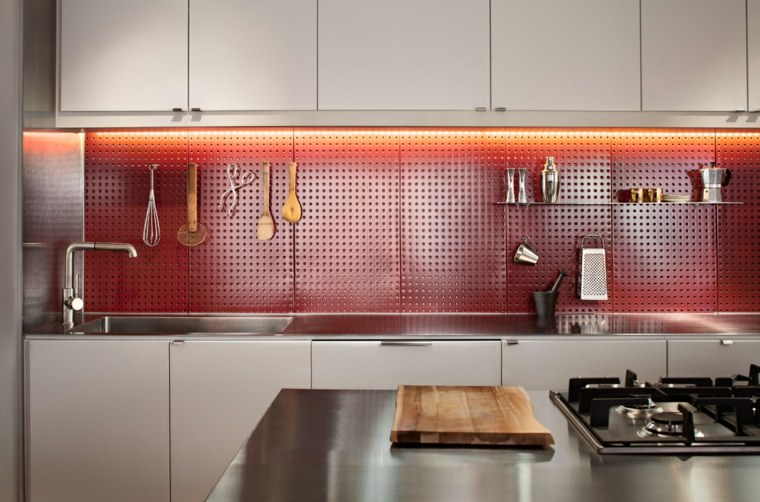 cocinas integrales pequenas-modernas