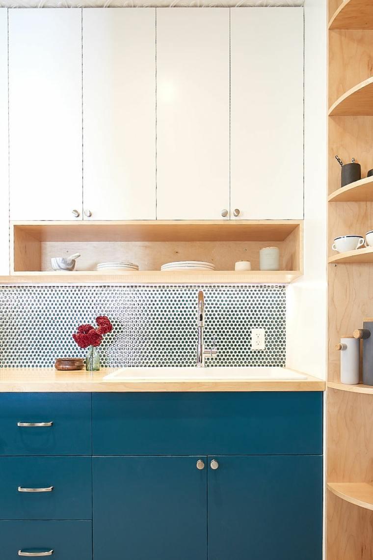 cocinas integrales pequenas-practicas-funcionales