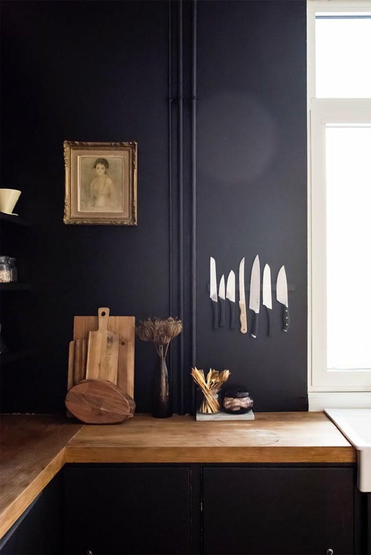 Recoloque sus herramientas de cocina como arte