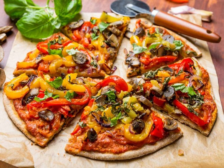 comida vegetariana fácil ideas-recetas