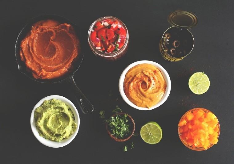 comida-vegetariana-mexicana-ideas-receta-salsa