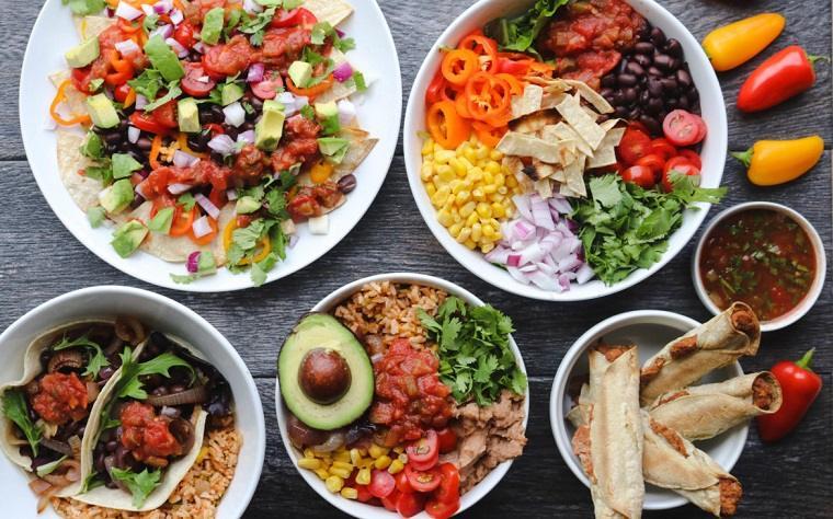 Comida vegetariana mexicana recetas-faciles