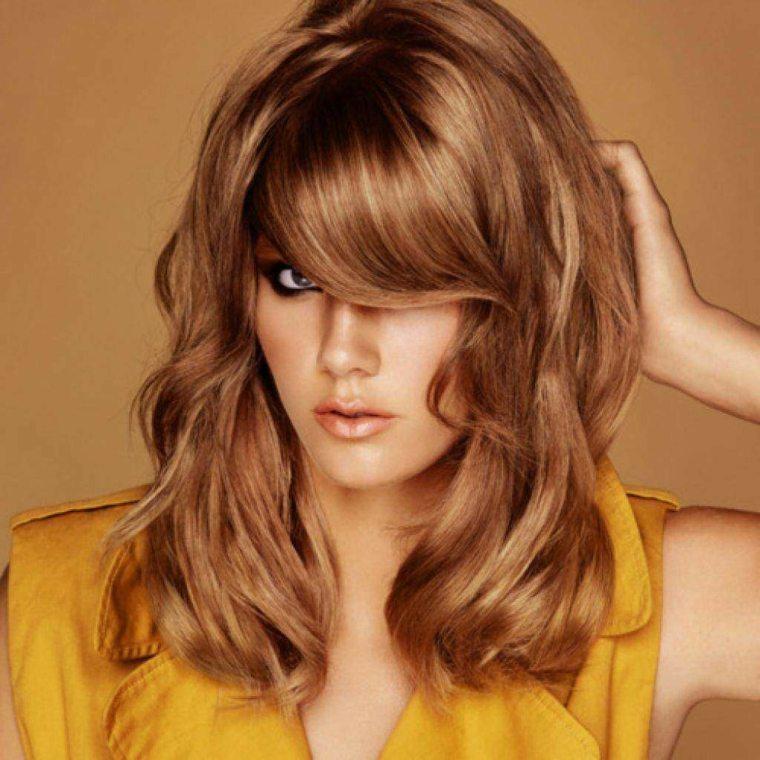cortes de cabello mediano-mujer