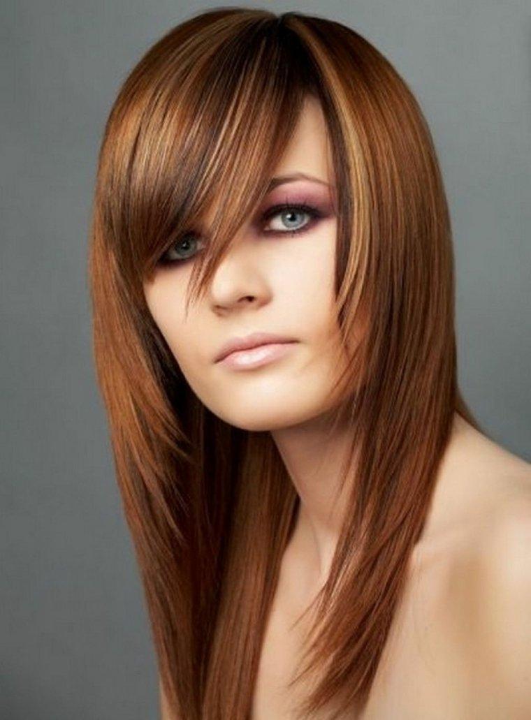 cortes de cabello mujer-mediano