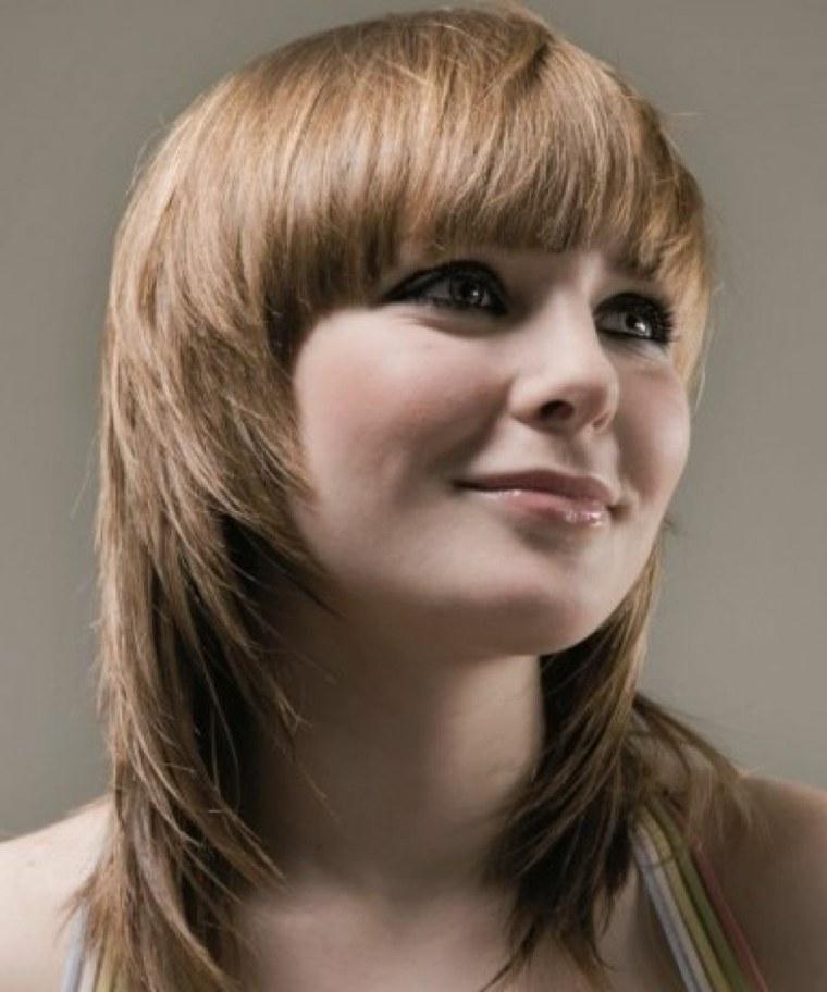 cortes de cabello para mujer-media-melena