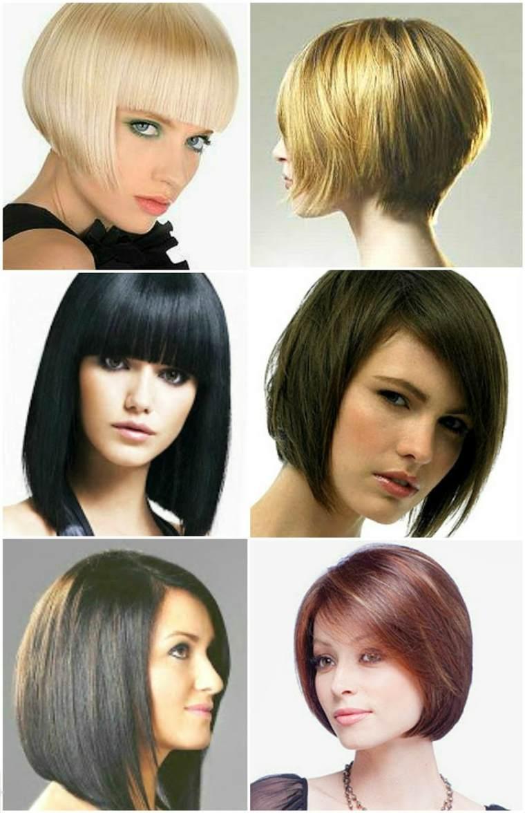 cortes de pelo para mujer-elegante