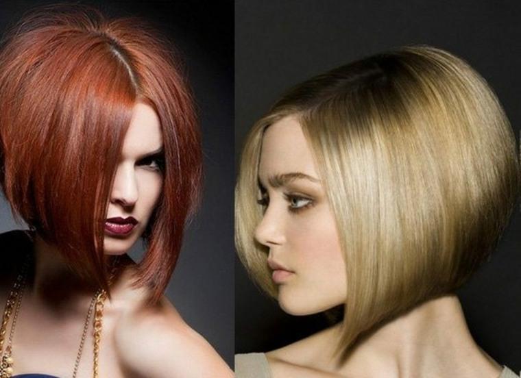 cortes de pelo para mujer-estilo-bob
