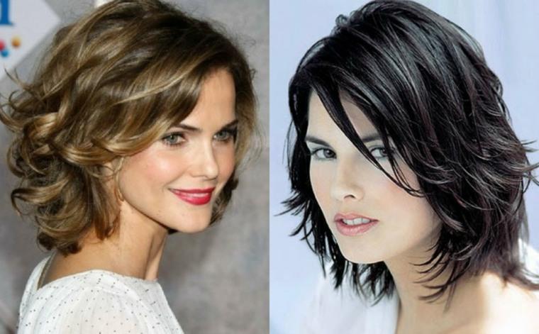 cortes de pelo para mujer-mediano