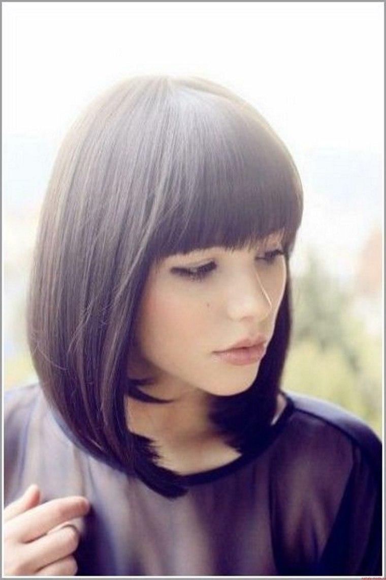 cortes de pelo para mujer-pelo-liso