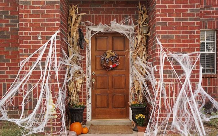 decoracion de halloween-telarana