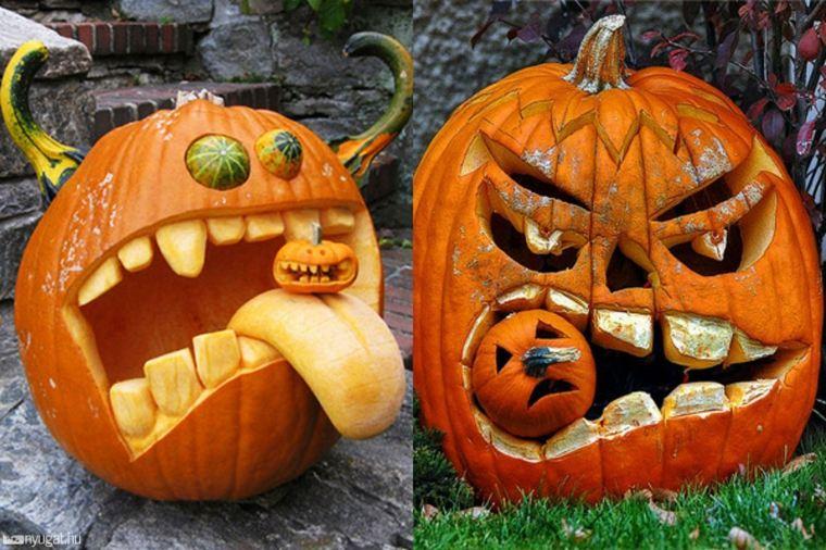 decoracion para halloween-clasica