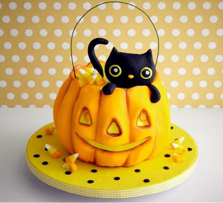 decoracion para halloween-mesa