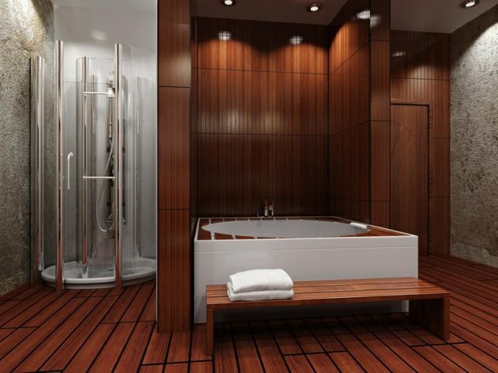 detalles-madera-bano-estilo-spa
