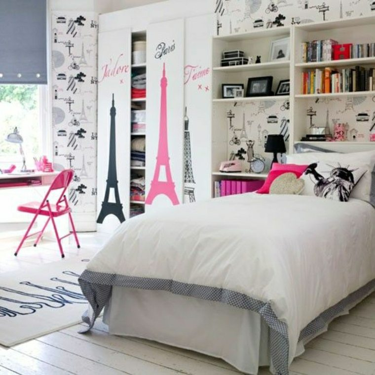 diseño-de habitaciones juveniles