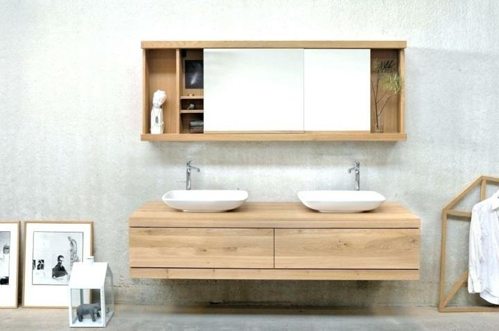 diseños de baños conlores claros