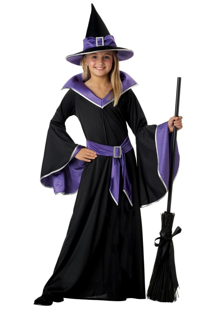 disfraces de halloween bruja-sonriente