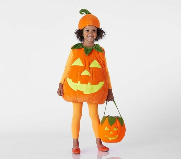 disfraces de halloween calabaza