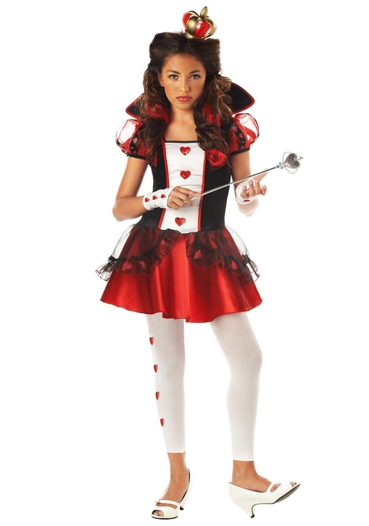 disfraces de halloween para mujer-corazones