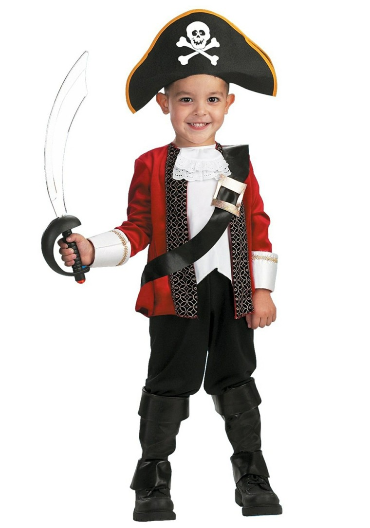 disfraces de halloween pirata