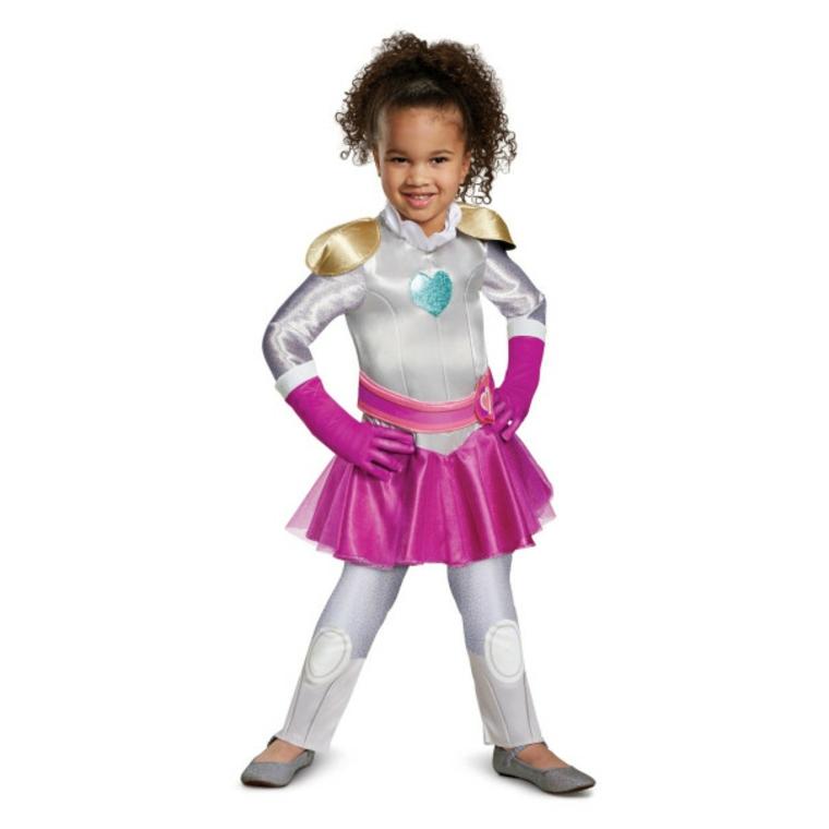disfraces de halloween princesa-caballero