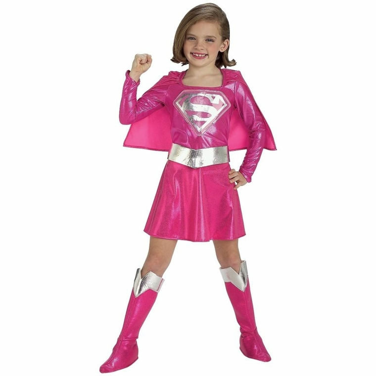 disfraces de halloween supergirl