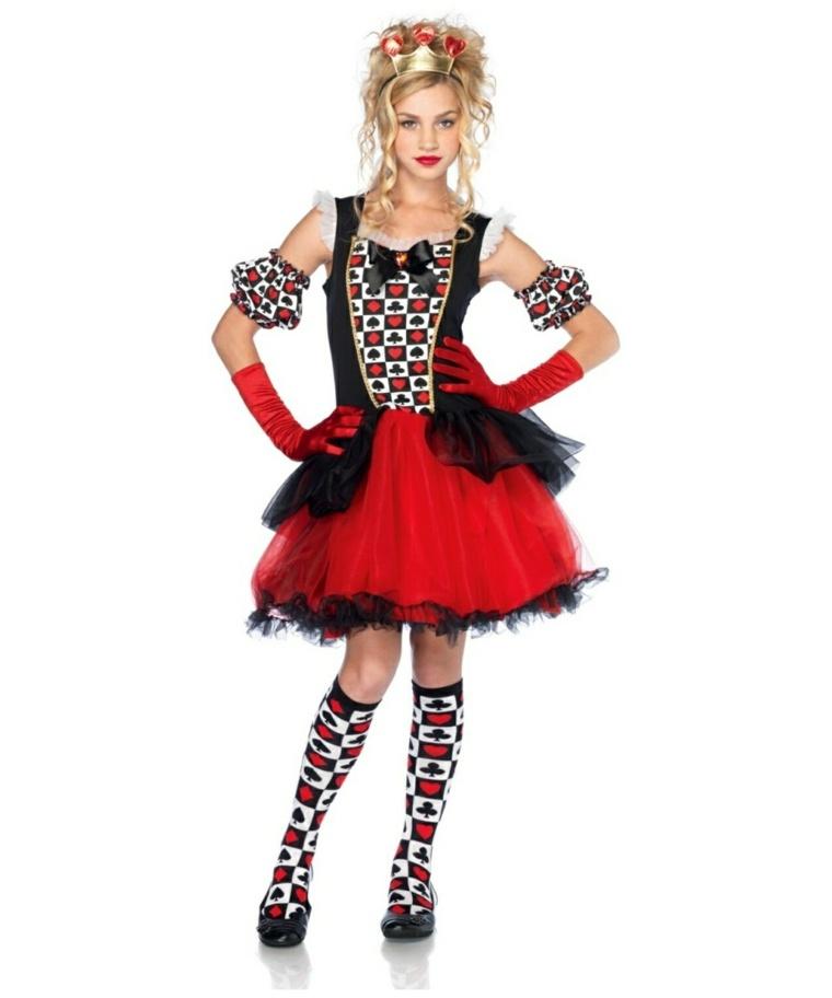 disfraces para mujer-corazones-halloween