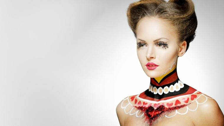 disfraces para mujer-reina-de-corazones