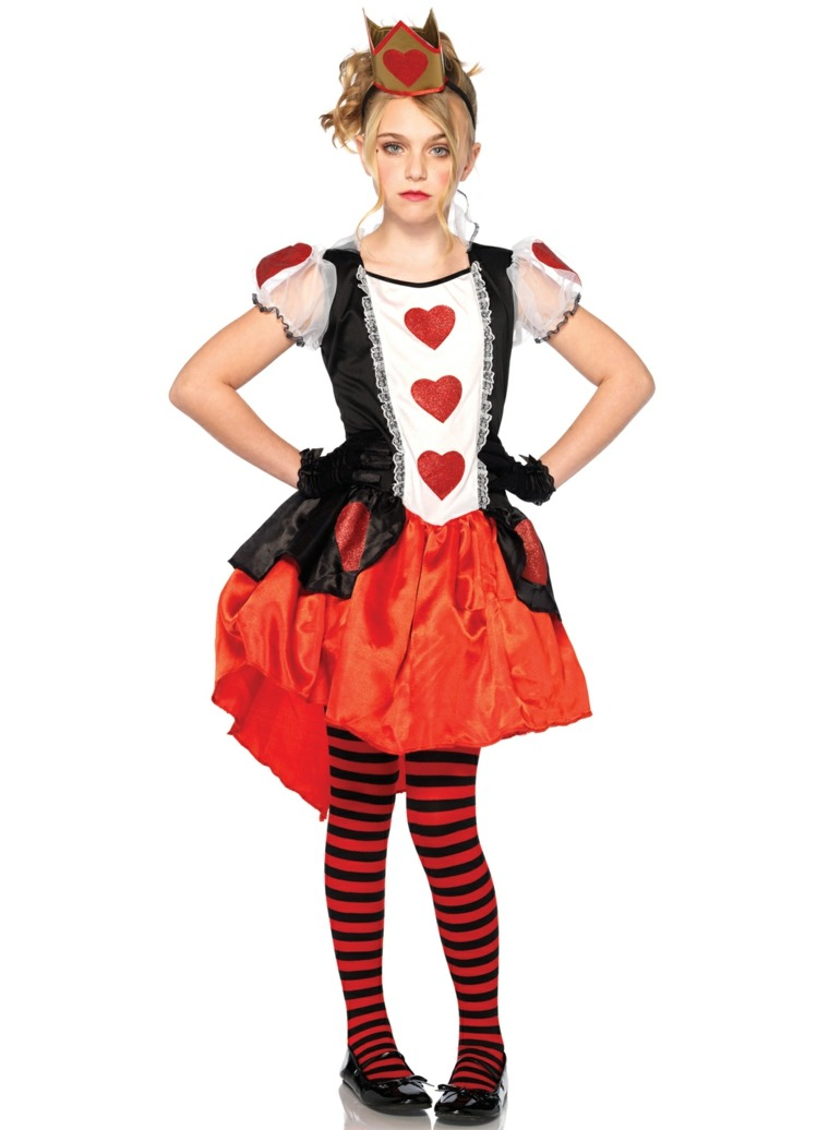 disfraces para mujer-reina-halloween