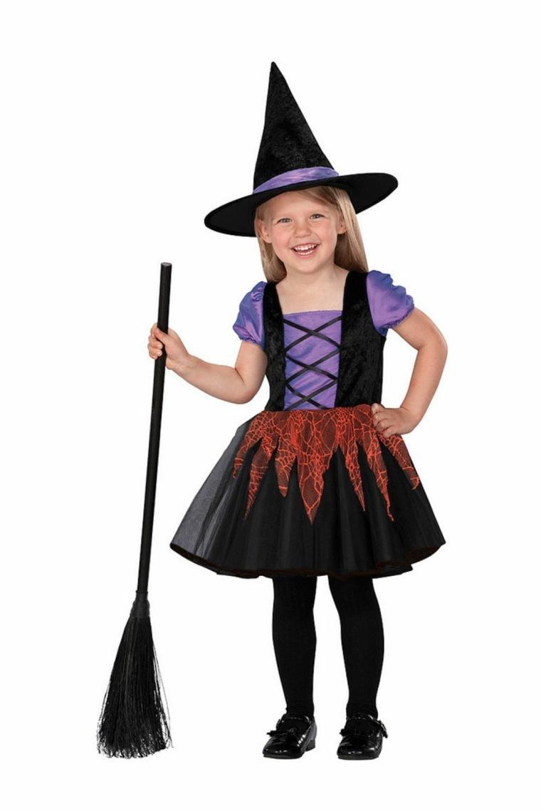 disfraz-bruja-pequeña
