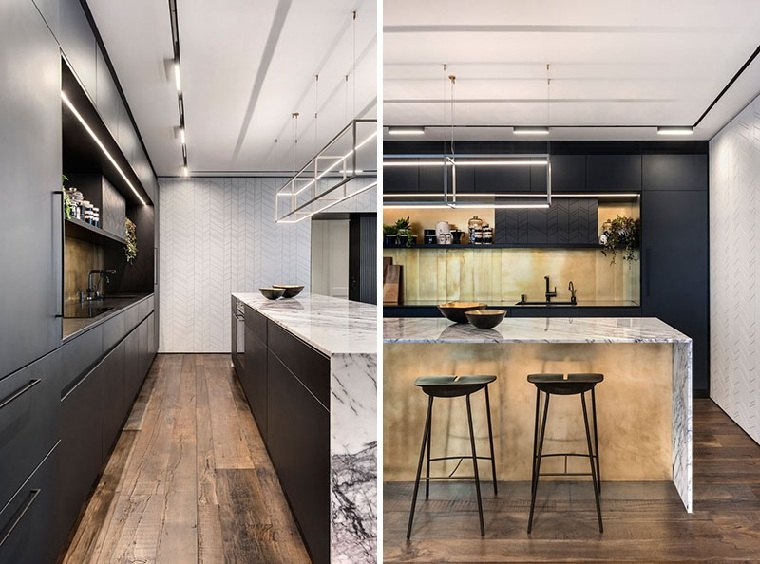 el-diseno-piso-moderno-tel-aviv-ideas-cocina-moderna